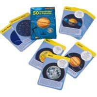 Moses 50 Sternbilder und Planeten