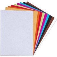 Folia Glitter-Kraftpapier