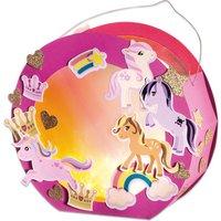 Folia Laternen-Bastelset Ausführung Pony