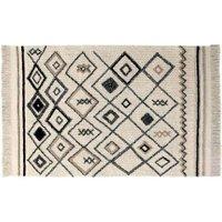 Lorena Canals Waschbarer Teppich Bereber Ethnic 140 x 215