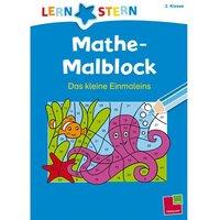 Tessloff-Verlag Lernstern: Mathe-Malblock - Das kleine Einmaleins