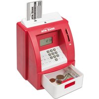 edumero Digitale Spardose Geldautomat