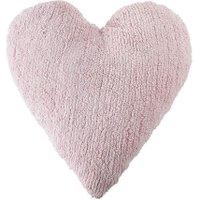 Lorena Canals Herzkissen Pink