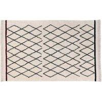 Lorena Canals Waschbarer Teppich Bereber Crisscross 120 x 170