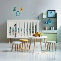 Flexa Babybett PLAY (60x120) höhenverstellbar